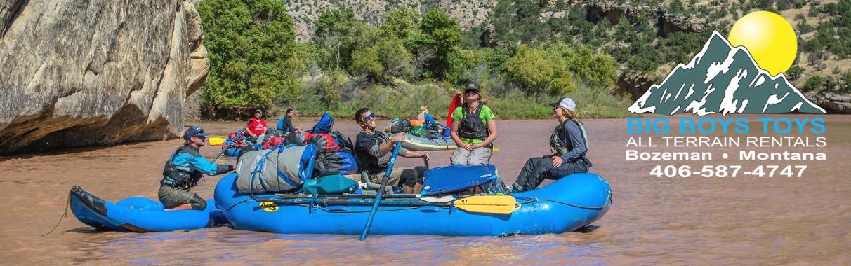 Bozeman, MT Raft Rentals
