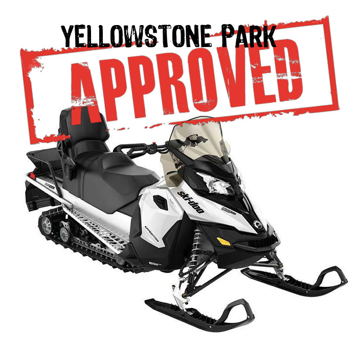 Yellowstone Park Approved Snowmobile Rentals | Big Boys Toys | Bozeman, MT
