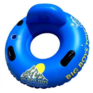 Bozeman Tube Rentals | Madison River EZ Rider Tube | Big Boys Toys